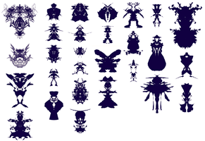 Alchemy Silhouettes by Gindege
