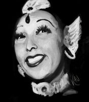 Josephine Baker by Kate Unfug by PageOHaraWriter