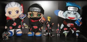 My Akatsuki collection, V2 by NearRyuzaki90