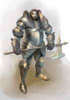 Bors the Younger by vkucukemre