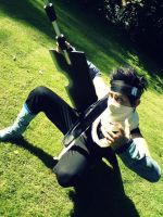 Momochi Zabuza - 2nd Outfit by S-lime