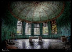 Under the dome by Murderdoll17