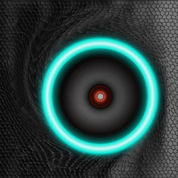 *OEIL NEON - NEON EYE by JFBAYLE