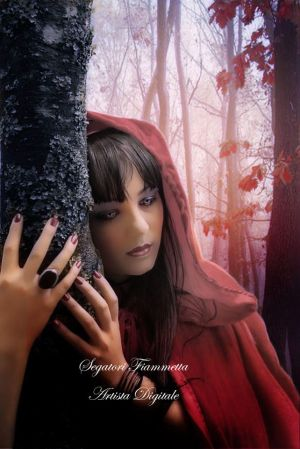 Only Little Red Riding Hood by Fiammetta62