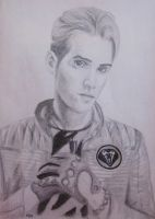 Mikey Way - Kobra Kid by iWillTakeYourJello