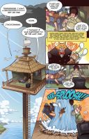 TORTOISE AND HARE part3 pg1 by MikeLuckas