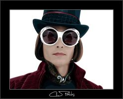 Willy Wonka by lovelookalike