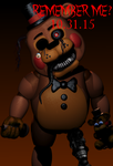 Nightmare Toy Freddy| ThrPuppet by PuppetProductions