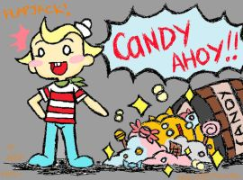 FLAPJACK: Candy Ahoy by Abie05