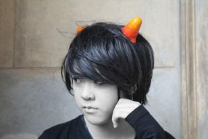 Karkat Vantas - Homestuck 07 by AwesomeShuri
