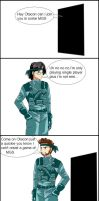 Otacon's Cosplay pt 2 by TigerJ15