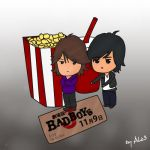 BBJ Movie Promo Chibi by alicias