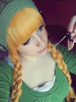 Original Cosplay (Casual Green) 5 by SaFHina