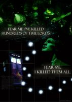 Fear Me. I killed them all. by Obliviatethemoon