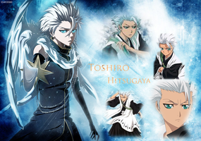 Toshiro Hitsugaya Wallpaper2 by DrWatson636