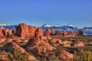 Arches National Park by Mac-Wiz