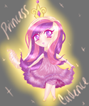 Princess Cadence Chibi by Art-of-Momoka