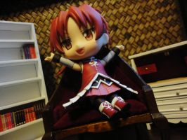 This castle is mine and I'm rich. Problem? - Kyoko by Odessa-Himijo