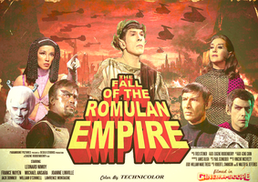 The Fall Of The Romulan Empire by Johnny-Radar