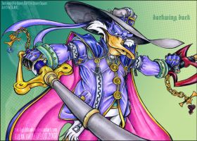 Kingdom Hearts - :Darkwing: by StephRatte