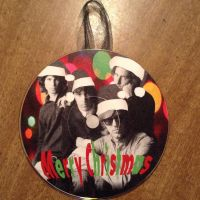My Christmas ornament by DoozyDoors