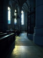 Background Cathedral 4 by E-DinaPhotoArt