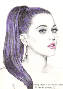 Katy Perry by MorningSadness