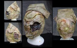 Dark Nurse Mask by Corroder666