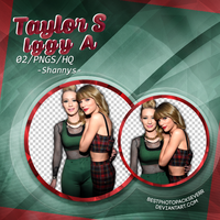 Png Pack 942 - Tay Swift And Iggy Azalea by BestPhotopacksEverr