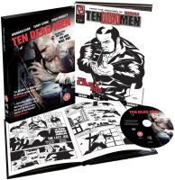 TEN DEAD MEN dvd and graphic novel by TimRees