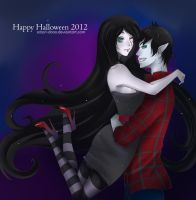 Happy Halloween 2012 by Satori-dono