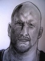 WWE Stone Cold Steve Austin by VinceArt