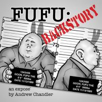 FuFu: Backstory book cover by andrewchandler80