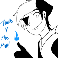 Thanks for the Fav  by SugaryDeath