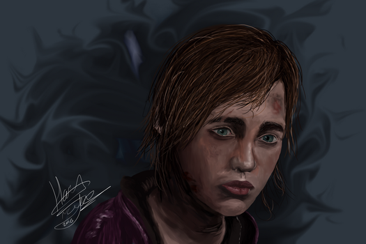 Ellie, The Last of Us by Mayhew06