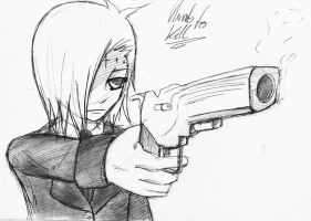 Numb to kill by UmiHoshi