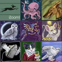 Icons by Aurinona