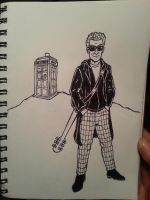Doctor Who by herrenmedia