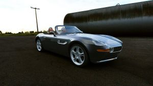 1999 BMW Z8 by melkorius