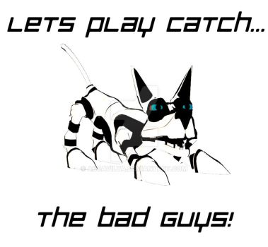 Lets's play catch by Ascavilya