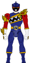 Action Hero - Dino Charge Talon by Zeltrax987