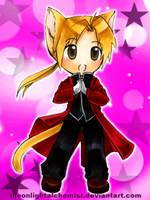 FullMetal Kitty: AlphonseElric by MoonlightAlchemist