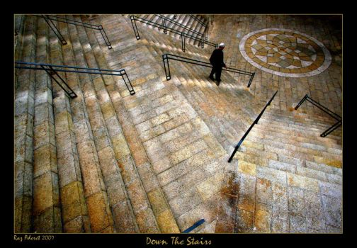 Down The Stairs by Aderet