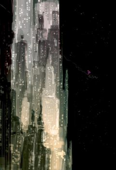 Glass towers. by PascalCampion