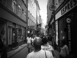 crowded by magnusandersson