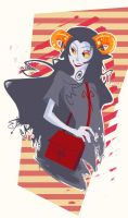 Aradia Jones by cyber-tronics
