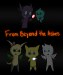 From Beyond the Ashes Cover by DragonPledge