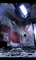 Abandoned house I by NaturalBornChaos