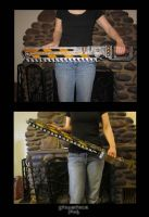 Warhammer 40k Chainsword Replica Modeled by Renquist-von-Reik
