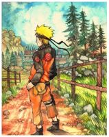 Naruto - Back from the mission by 25Nanao16